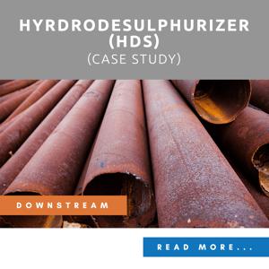 Hydrodesulphurizer