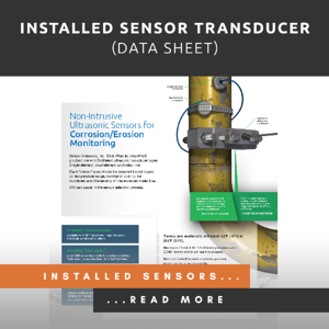 Installed Sensor