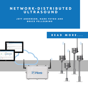 Network-Distributed Ultrasound